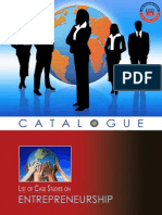 Entrepreneurship Case Studies Catalogues