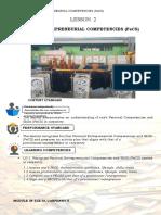 PERSONAL ENTREPRENEURIAL COMPETENCIES (PeCS)FINAL