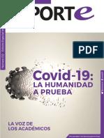 Reporte CESOP. Edición Especial. Covid-19