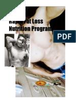 21 Day Fat Loss Nutrition Program