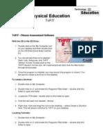 trifit instructions ps