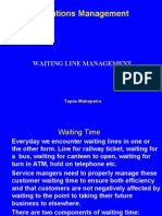 Waiting Line Management
