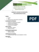 estructura del ABP --PROPAGACION