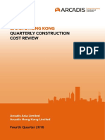 Quarterly Construction Cost Review_4Q2016