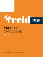 reid products 2012