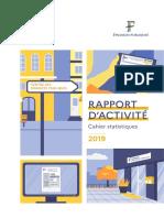 Rapport d'Activités 2019 de La DGFiP