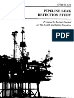Pipeline Leak Detection Study_OTH94