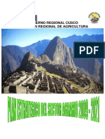Plan estrategico del sector agrario 2009-2021
