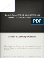 Basic Concept of Architectural Interiors and its Definition.pdf