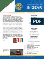 In Gear Week 5 27 July 2020