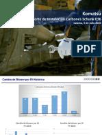 Reporte Carbones Schunk 036