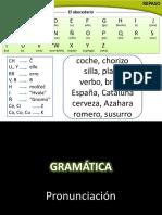 ES-A1 - Alfabeto y pronunciación