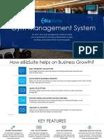 EBizSuitepro gym management software india