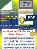 auditoria de caja y banco