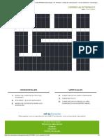 Imprimir Crucigrama_ CORREO ELECTRÓNICO (tecnologia - 5º - Primaria - medios de comunicación - correo electronico - tecnologías de la información y comunicación)