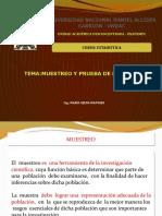 PRUEBA DE HIPOTESIS