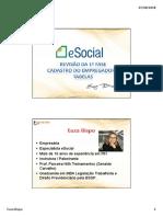 eSocial - revisao fase 1