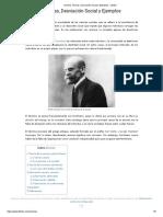 Anomia Teorías, Desviación Social y Ejemplos -  Alejandro Rodríguez Puerta