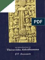 An Introduction to Theravada Abhidhamma.pdf