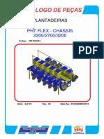 PLANTADEIRA TATU PHT FLEX