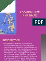 philippine location lesson
