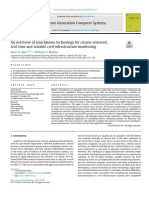 An overview of smartphone technology for citizen-centered, real-time and scalable civil infraestructure monitoring