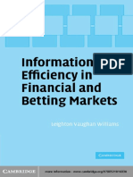 Leighton Vaughan Williams-Information Efficiency in Financial and Betting Markets-Cambridge University Press (2005).pdf