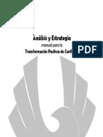 Manual para la Tranformación Positiva Conflictos