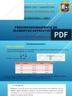 SESION 02 - ANALISIS ESTRUCTURAL I - PREDIMENSIONAMIENTO (1)
