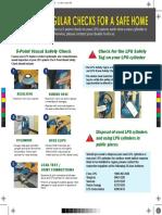 Advisory on the use of LPG Brochure