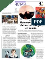 Siete obras para celebrar a Obregón, en su año