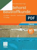 Wendehorst Baustoffkunde Grundlagen - Baustoffe - Oberflächenschutz, 27. Auflage.pdf