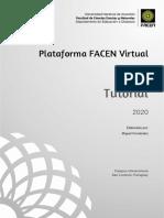 Tutorial_PlataformaFACENVirtual