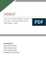 10 Array