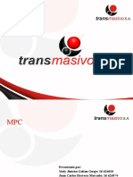 MPC TRANSMASIVO