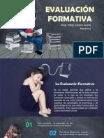 Evaluación Formativa final
