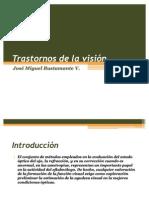 Unidad 3 Trastornos de la visión