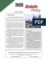 Cañerías de acero y alloys.pdf
