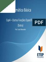 Cap4 - Excel (Extra) - 1Sem2010