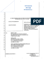 Seattle Protest Photo and Video Subpoena