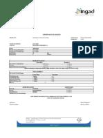 C.A AMARILLO CEM-005 PF 5KG 2020 05 065