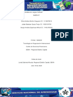 Evidencia 2 Informe Análisis de cargos Colfrutik