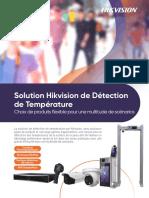Hikvision Temperature Screening Solution_FR.pdf