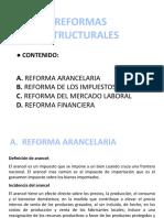 ECONOMIA DOMINICANA REFORMAS ESTRUCTURALES