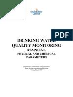 NL WATER manual