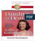 La hija del destino Kathryn Kuhlman -Jamie Bu-Spanish