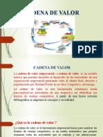 2. CADENA DE VALOR 1