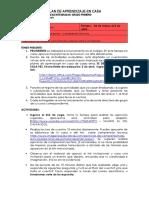 PAC - ÁREAS INTEGRADAS 1°