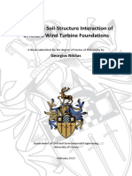 Soil Structural Interaction of  Pile foundations for offshore wind turbinesPhD Thesis.pdf