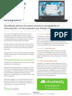 CloudReady Enterprise Edition